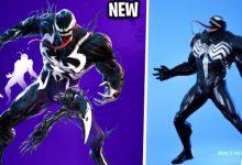 Fortnite Venom Skin
