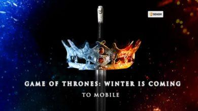 Game of Thrones Winter is Coming Gift Codes