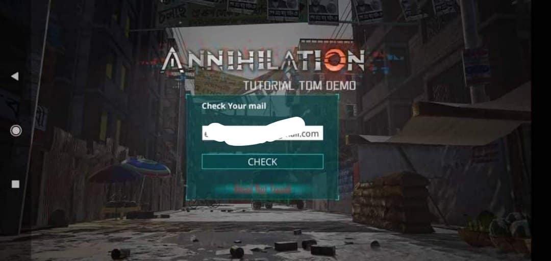 Annihilation BD Game Beta Access Registration & Download link